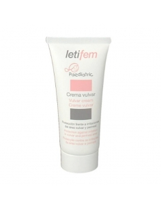 Letifem Pediatric Crema Vulvar 30ml