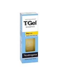 Neutrogena T-Gel Champu Anticaspa Cabello Seco/Normal 250ml