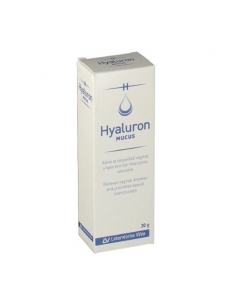 Hyaluron Mucus Gel Lubricante Vaginal 30ml
