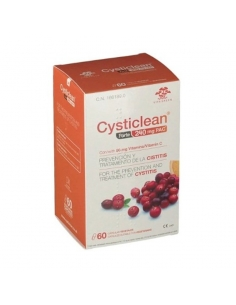 Cysticlean Forte 240mg 60 Capsulas