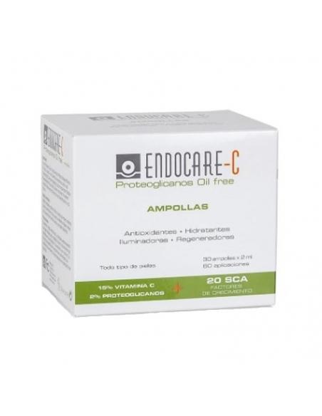 Endocare C Proteoglicanos Oilfree 30 Ampollas