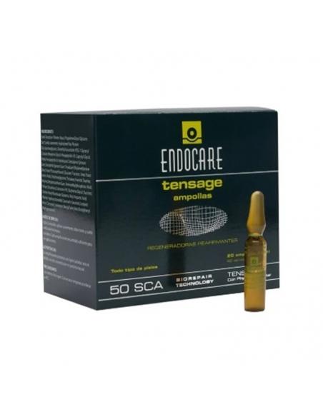 Endocare Tensage 20 Ampollas