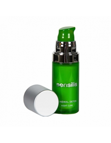 Sensilis Supreme Renewal Detox Night Cure Sérum 30ml