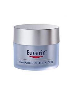 Eucerin Hyaluron Filler Antiedad Relleno Arrugas Cuidado Noche 50 ml