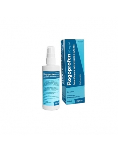 Flogoprofen 50mg/ml Solución Tópica 100ml
