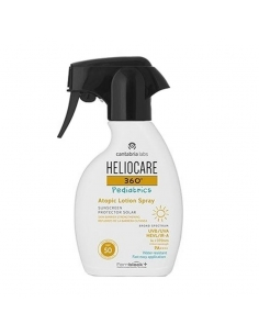 Heliocare 360º Pediatrics Atopic Spray Loción SPF50 250ml