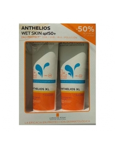 La Roche Posay Anthelios XL Gel Wet Skin SPF50+ 2x250ml