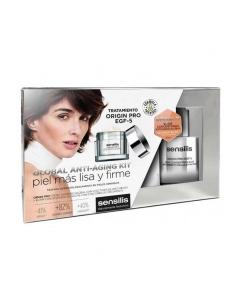 Sensilis Pack Origin Pro EGF5 Crema Día 30ml + Elixir Noche 20ml