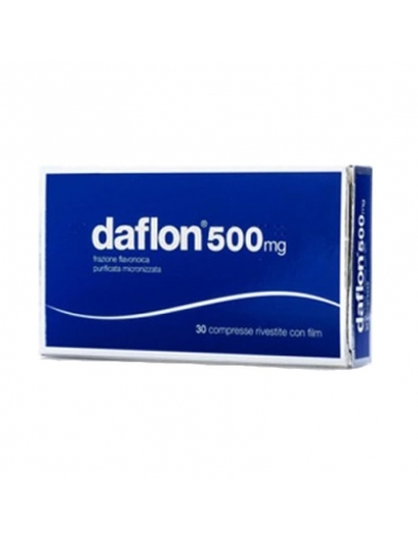 Daflon 500mg 30 Comprimidos