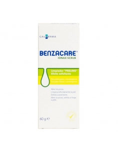 Benzacare Gel Exfoliante Anti Puntos Negros 120 ml