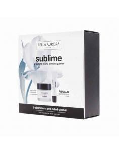 Bella Aurora Pack Sublime Crema Dia 50ml + Regalo Contorno de Ojos 15ml
