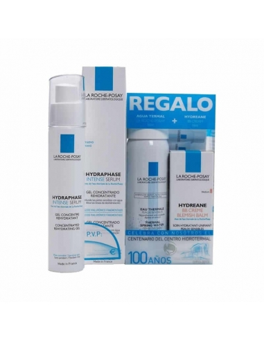 La Roche Posay Sérum Hydraphase Intense 30ml + La Roche Posay Agua Termal 50ml