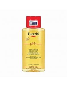 Eucerin Oleogel Aceite De Ducha Para Piel Sensible 1000ml
