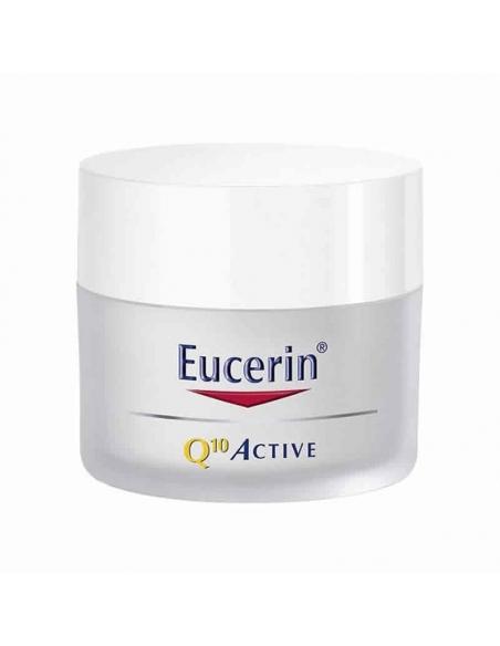 Eucerin Q10 Active Crema Antiarrugas De Día 50ml