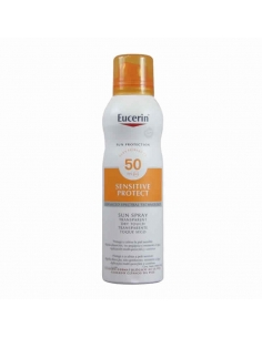 Eucerin Spray Solar Transparente Dry Touch 200ml