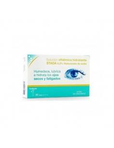 Stada Solución Oftalmica Hidratante 0.2% Viales 20uds
