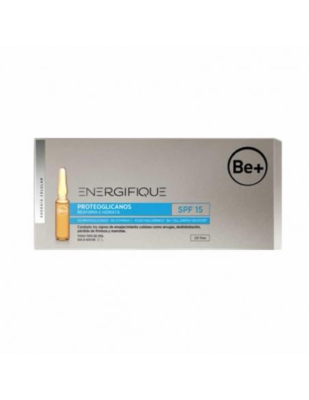 Be+ Energifique Con Proteoglicanos SPF15 30 Ampollas