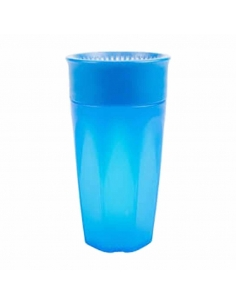 Dr. Brown Vaso 360 Sin Boquilla Azul 300ml