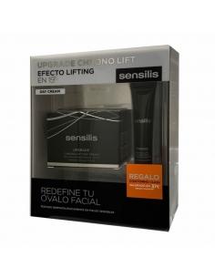 Sensilis Pack Upgrade Crema Día 50ml + Contorno De Ojos 15ml