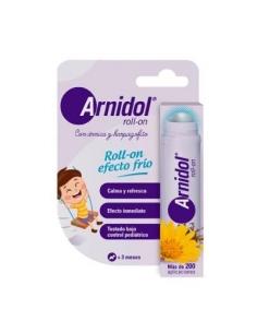 Arnidol Roll On Efecto Frío 15 ml