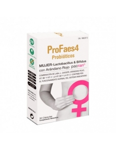 ProFaes4 Mujer 30 caps