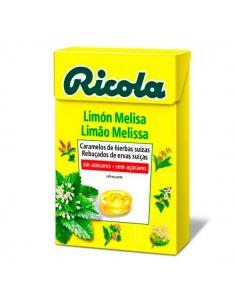 Ricola Caramelo Limón Melisa Sin Azucar