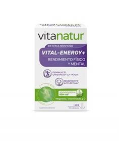 Vitanatur Vital-Energy 120 cápsulas