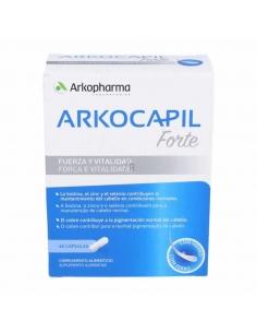 Arkocapil Forte Vital Capilar 60 Cápsulas