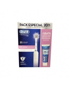 Oral B Pro 800 Sensi Ultrathin + Pasta Dentrífica Pro Expert 50ml