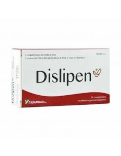 Dislipen 30 Comprimidos