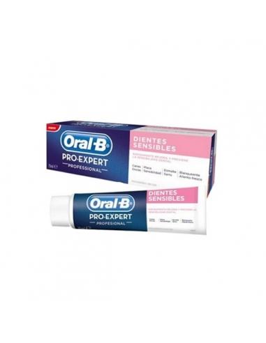 Oral B Pro Expert Encias Pasta 125ml