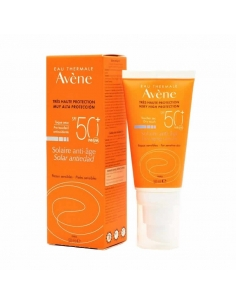 Avene SPF50+ Antiedad Toque Seco 50 ml