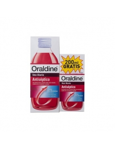 Oraldine Antiséptico 400 + 200ml