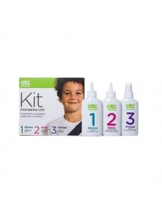 OTC Antiparasitario Kit 123 Permetrina 1.5%
