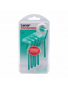 Lacer Cepillo Interdental Angular Extrafino 10 Uds