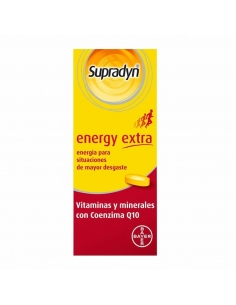 Supradyn Energy Extra 60 Comprimidos