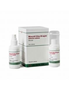 Minoxidil Viñas 5% Solución 2x60ml