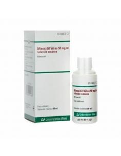 Minoxidil Viñas 5% Solución 60ml