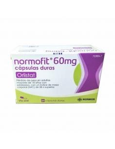 Normofit 60 Mg 84 Capsulas