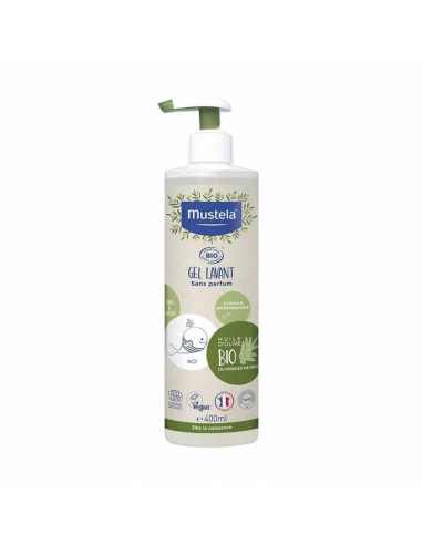 Mustela Gel Champu Bio 400ml