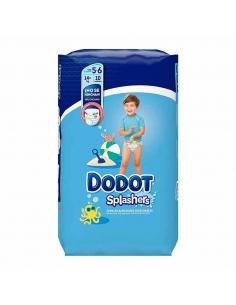 Dodot Splashers Bañadores Desechables Talla 5-6 +14 Kg