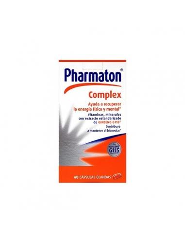 Pharmaton Complex Cápsulas 60uds