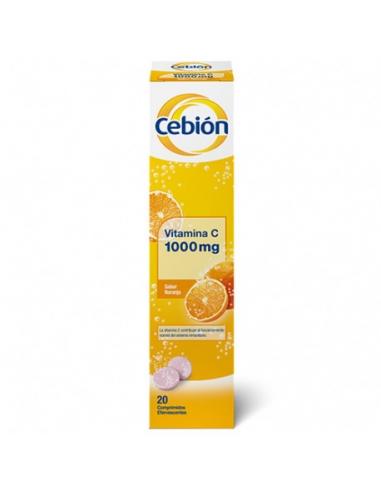 Cebion Orange Vitamina C 1000 20...