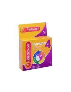 Redoxon Inmuno 4 Sobres Naranja 14uds