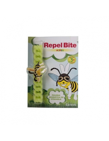 Repel Bite Pulsera Repelente Niños Citronela