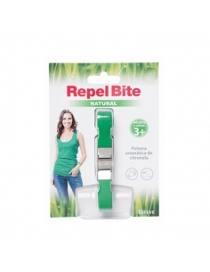 Repel Bite Repelente Natural Pulsera Citronela