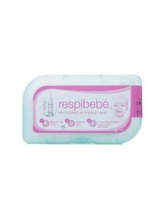 Respibebe Kit Completo Limpieza Nasal 20ml
