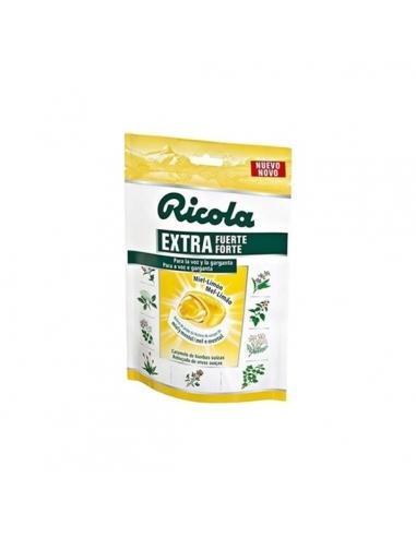Ricola Caramelo Extra Fuerte Miel Limón 65gr