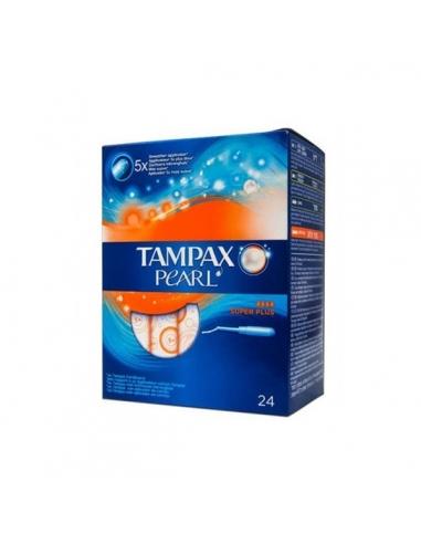 Tampax Tampón Compak Super Plus 22uds