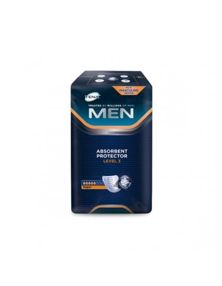 Tena For Men Level 3 16uds